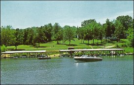 101 Boat Dock, Gamaliel, AR for Houseboat rentals, boat rentals