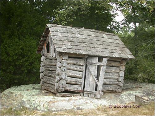 Ozark Folk Center - hog shed