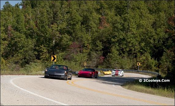 push mountain road sportscars