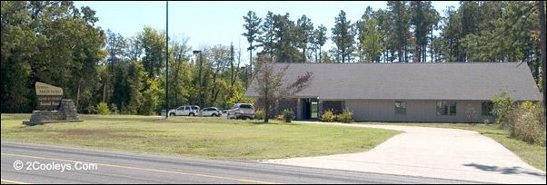 Sylamore Ranger Station Office